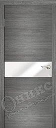 Дверь соло дуб серый