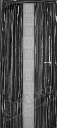 Дверь соната черный эбен