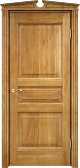 Дверь Д 5 Светлый орех 5%