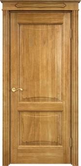 Дверь Д 6/2 Светлый орех 5%
