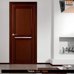 Дверь из массива бука Тайра