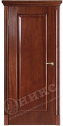 Дверь турин красное дерево