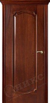 Дверь Венеция 2 Красное дерево патина