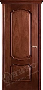 Дверь Венеция Красное дерево