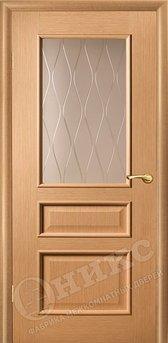 Дверь остекленная Версаль Анегри
