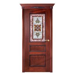 Дверь Оникс Версаль с декором