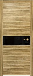 Дверь соло зебрано
