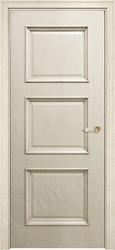Дверь милан патина золото